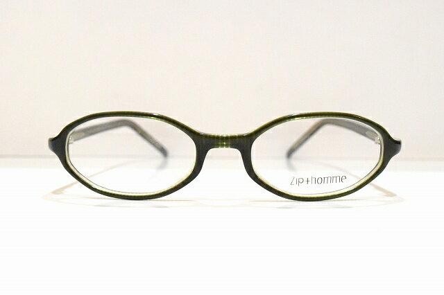 Zip+homme(ジップオム)Z-0138 04メガネフレーム新品めがね 鯖江眼鏡 サングラス非球面レンズメンズレディース