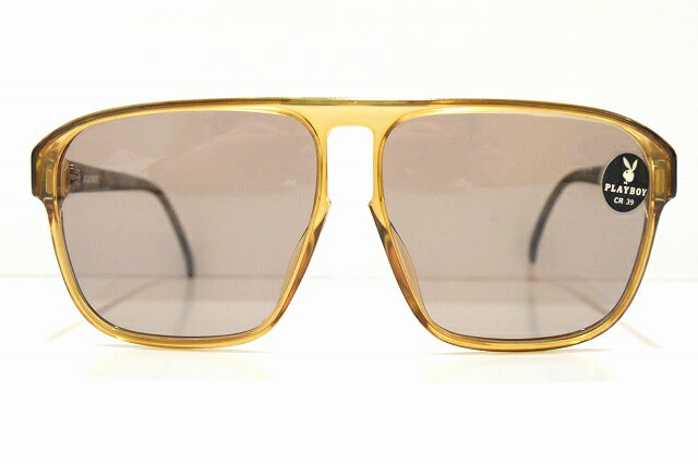 PLAYBOY(プレイボーイ)4513 col.1180年代サングラス新品めがね 眼鏡 メガネフレームヴィンテージオプチル