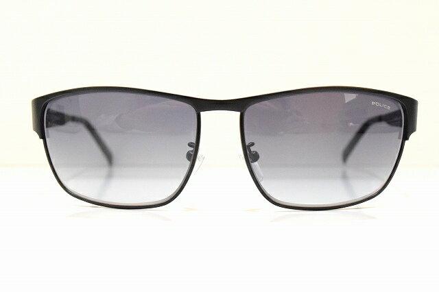 POLICE(ポリス)S8584G 0531サングラス新品めがね 眼鏡メガネフレーム ロックンロール ドライブ ローラー