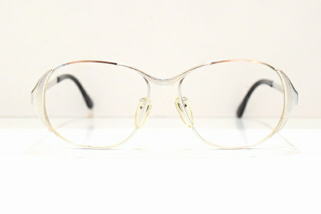 MARWITZ(マルヴィッツ)8013 WDヴィンテージメガネフレーム新品彫金めがね 眼鏡 サングラスドイツ製レア伊達