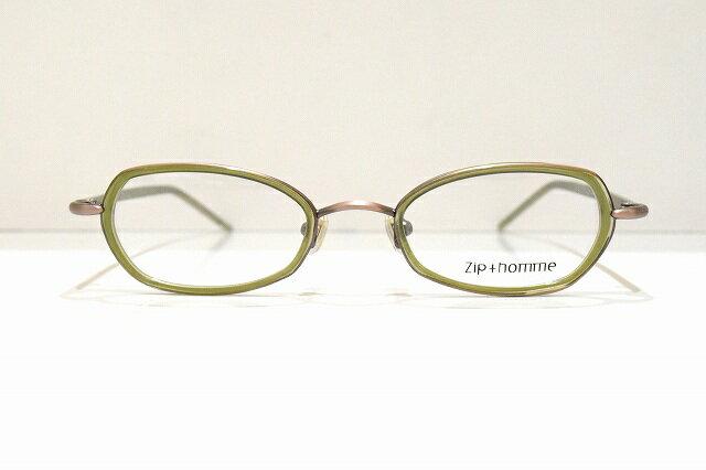 fad07c78b61c Zip+homme(ジップオム)Z-0111ATBメガネフレーム新品めがね鯖江眼鏡サングラスヴィンテージクラシックアンティーク 眼鏡・サングラス 値下げ