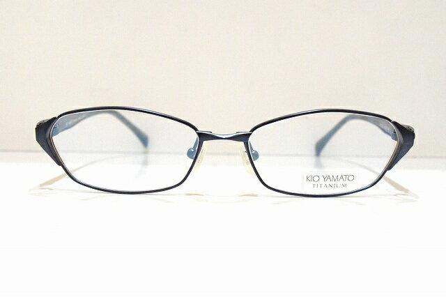 KIO YAMATO(キオヤマト)KT-297A col.15メガネフレーム新品めがね鯖江眼鏡サングラス男女兼用ブランドメンズレディース