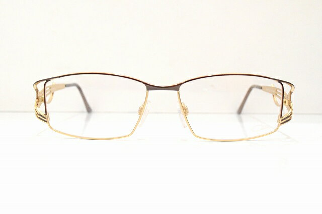 CAZAL(カザール)4165 col.004メガネフレーム新品めがね眼鏡サングラス流線型デコレーションレディース女性用ブランド特価