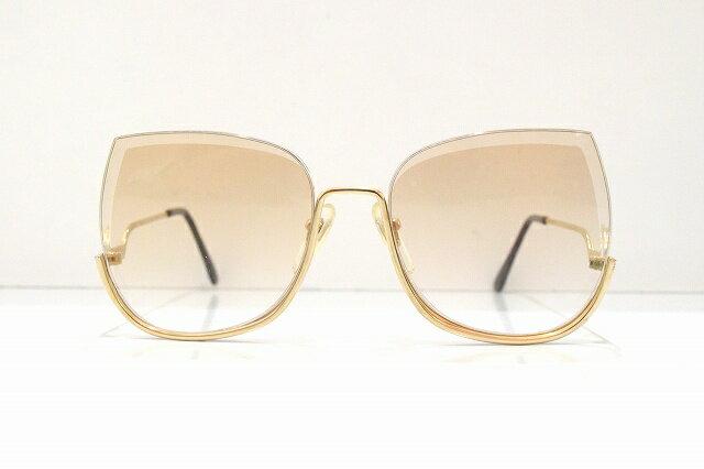 Oleg Cassini(オレグ・カッシーニ)OC-832 col.Gヴィンテージメガネフレーム新品めがね眼鏡サングラスダイヤカット