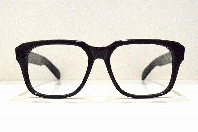 ARAI Optical NO.2800 col.11ヴィンテージメガネフレーム新品黒ぶちビッグサイズめがね眼鏡サングラスブランド