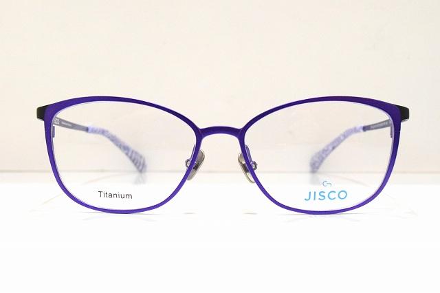 JISCO(ジスコ)WET col.PUメガネフレーム新品めがね眼鏡サングラススペイン地中海おしゃれコンサバメンズレディース