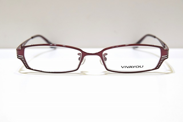 VIVAYOU ヴィヴァユー 40%OFFの激安セール 516 col.2ヴィンテージメガネフレーム新品めがね眼鏡サングラスメンズレディース日本製ブランド 永遠の定番