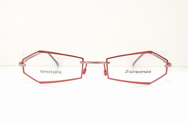 STADTGESPRACH 9008 col.938ヴィンテージメガネフレーム新品めがね眼鏡サングラスドイツ製メンズレディース女性男性ブランド