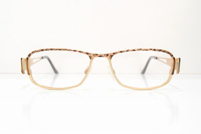CAZAL(カザール)4177 col.004メガネフレーム新品めがね眼鏡サングラスレオパード豹柄チタンメンズレディース