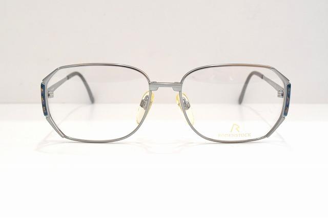Rodenstock(ローデンストック)2978 Dビンテージメガネフレーム新品めがね眼鏡サングラスメンズレディースチタン
