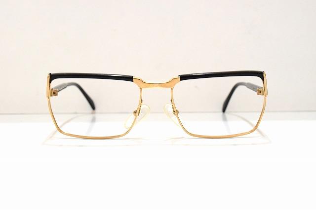 ESSEL-HOYA(エッセルホヤ)08.13 Gヴィンテージメガネフレーム新品めがね眼鏡サングラスブローメンズ紳士男性用