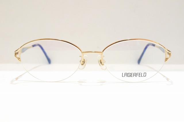 Karl LAGERFELD(カールラガーフェルド)88-0008 col.1メガネフレーム新品めがね眼鏡サングラス婦人レディース女性用