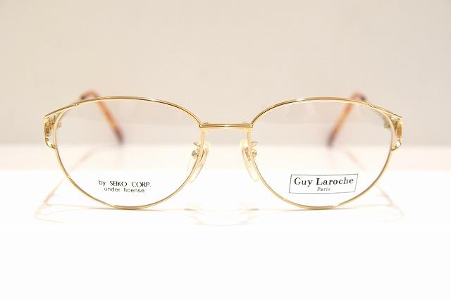 Guy Laroche(ギラロッシュ)GL-8021 PXメガネフレーム新品めがね眼鏡サングラス大きい婦人用レディース女性用ブランド