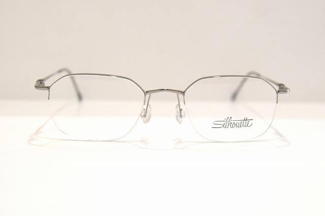 Silhouette(シルエット)M7405 /61 V6054ビンテージメガネフレーム新品めがね眼鏡サングラスメンズレディースオーストリア