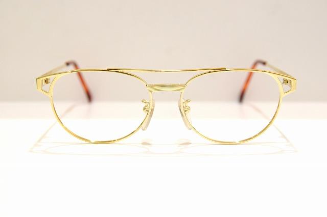 CHOIX(ショワ)846 col.1ヴィンテージメガネフレーム新品めがね眼鏡サングラス彫金BADAメンズレディースブランド