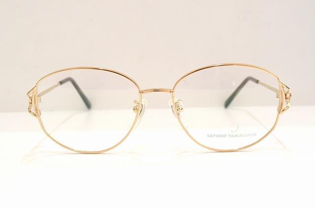 SAYOKO YAMAGUCHI(サヨコヤマグチ)SA-804 K #3メガネフレーム新品めがね眼鏡サングラス婦人レディース女性用