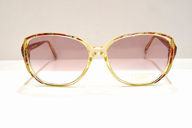 Curren C-903 col.1ヴィンテージサングラス新品めがね眼鏡サングラスポップ度付きメンズレディース綺麗ブランド