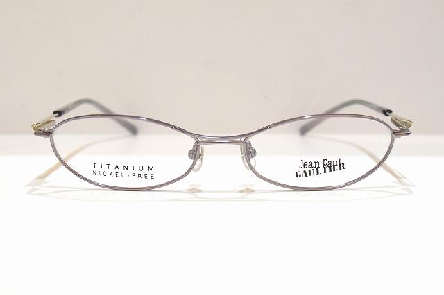 Jean Paul Gaultier(ジャン・ポール・ゴルチェ)55-0078 col.3メガネフレーム新品めがね眼鏡サングラスヴィンテージ