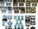 全巻セット【送料無料】【中古】DVD▼LOST ロスト(59枚セット)シーズン 1、2、3、4、5、ファイナル▽レンタル落ち【海外ドラマ】