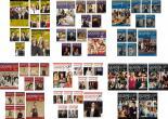 全巻セット【送料無料】【中古】DVD▼ゴシップガール(60枚セット)シーズン1、2、3、4、5、ファイナル▽レンタル落ち【海外ドラマ】