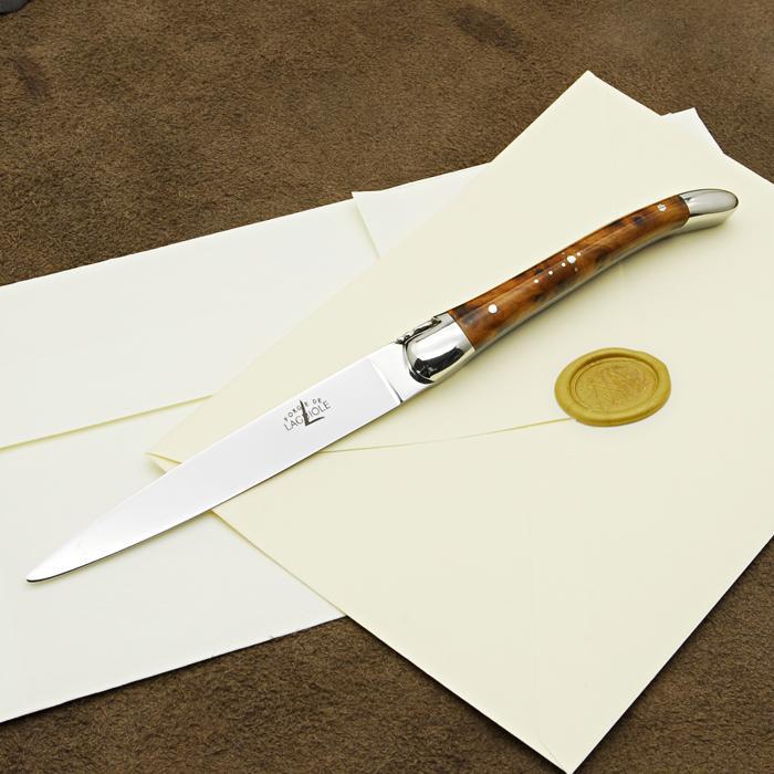 【送料無料】 LAGUIOLE ライヨール ペーパーナイフ このてがしわ 【正規品】