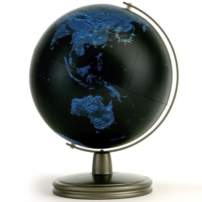 【送料無料】 WATANABE 渡辺教具製作所 地球儀 夜の地球儀 普及版「エンディミオン」 (No.2600) 【正規品】