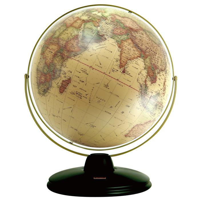 【送料無料】 WATANABE 渡辺教具製作所 地球儀 大型地球儀 GT 行政タイプ (No.4509) 【正規品】