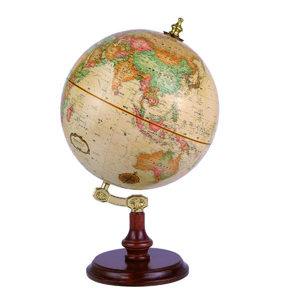 【送料無料】 Replogle リプルーグル 地球儀 リンカーン型 英語版 【正規品】
