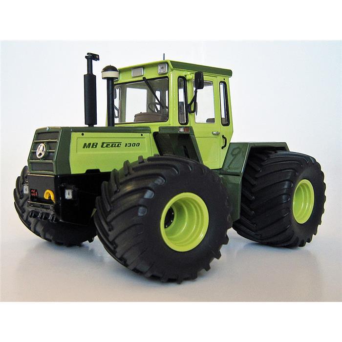 【送料無料】 Weise-Toys ワイズトイズ モデルカー メルセデス・ベンツ MB-Trac 1300 トラクター ワイドタイヤ仕様 (1984-1987) 【正規品】