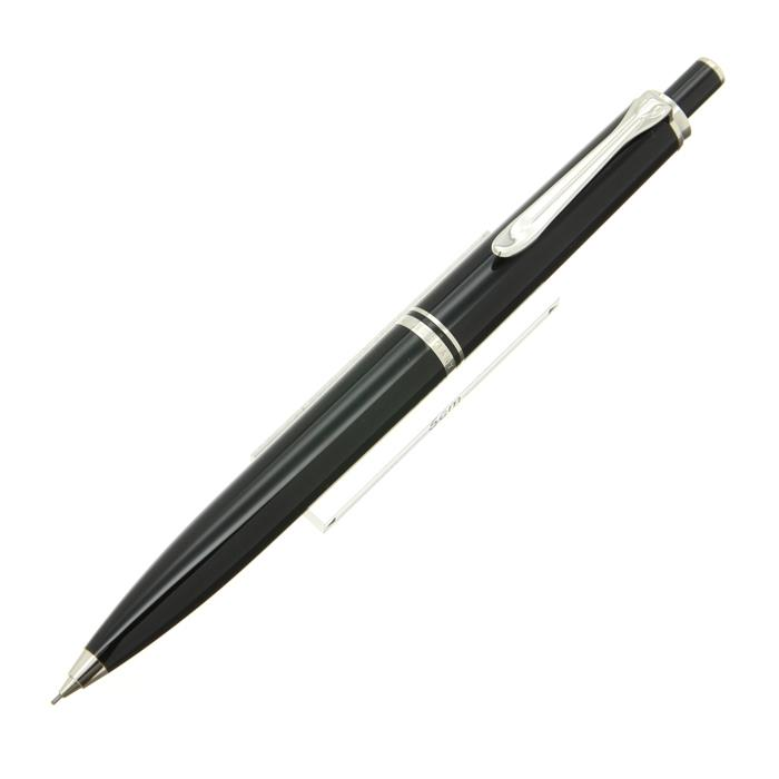 【7/30までポイント10倍】【送料無料】 Pelikan ペリカン メカニカルペンシル スーベレーン D405 黒 0.7mm 【正規品】