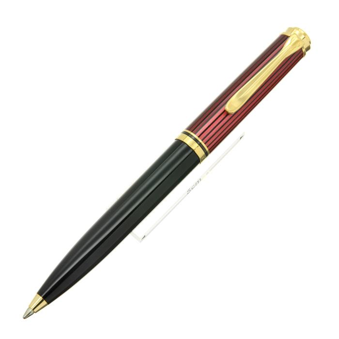 【1/21までポイント10倍】【送料無料】 Pelikan ペリカン ボールペン スーベレーン K600 ボルドー 【正規品】