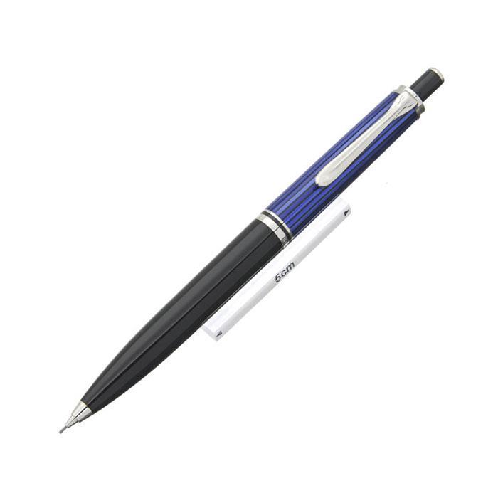 【7/30までポイント10倍】【送料無料】 Pelikan ペリカン メカニカルペンシル スーベレーン D405 ブルー縞 0.7mm 【正規品】