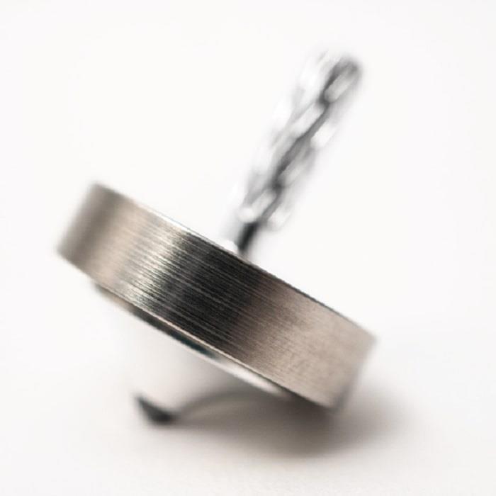 ラッピング無料 送料無料 NEIGHBOR CRAFTSMAN still-gray 正規品 ネイバークラフトマン 精密コマ 大注目 激安卸販売新品