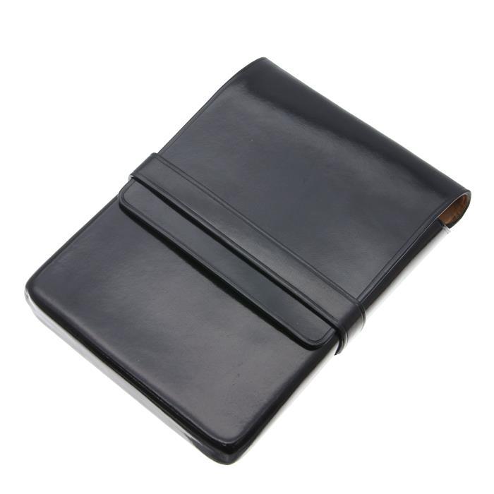 【送料無料】 IL Bussetto イル・ブセット ペンケース 5本用 ブラック 【正規品】