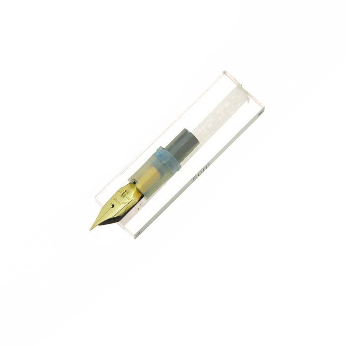 【中古】【良品】MONTBLANC モンブラン 交換用ペン先 #14用 18C/EF 【ポイント5倍!】