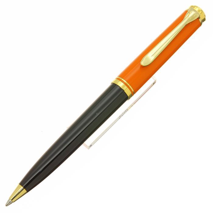 【中古】【良上品】Pelikan ペリカン ボールペン スーベレーン K800 バーントオレンジ 【[SAS]対象】【ポイント5倍!】