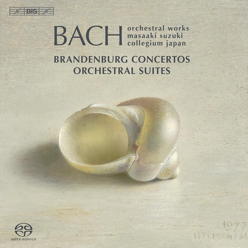 再再販 J.S.バッハ:ブランデンブルク協奏曲全6曲,管弦楽組曲全4曲 中古