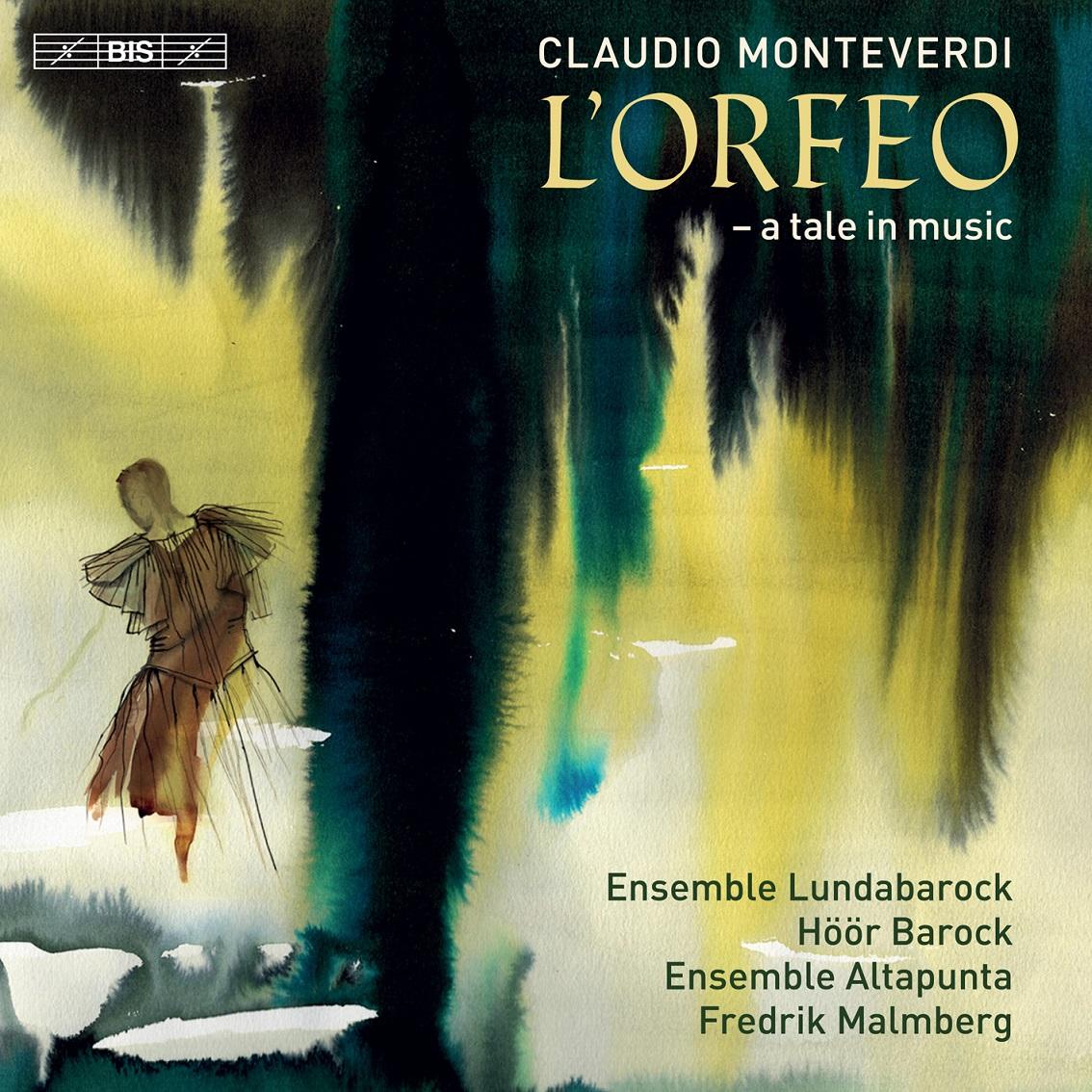 モンテヴェルディ:歌劇 新品 音楽による寓話 《オルフェオ》 SV.318 直送商品