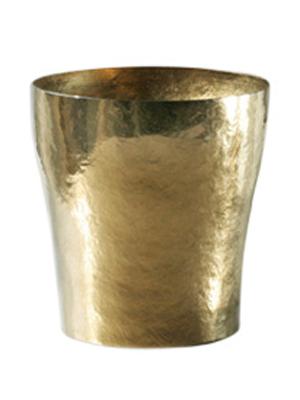 【送料無料】玲 二重 ブラウン 琥珀 250ml 純チタンタンブラー  敬老の日にオススメ純チタンコップ 泡立ちにこだわった純チタンカップを夏のビールのお供に
