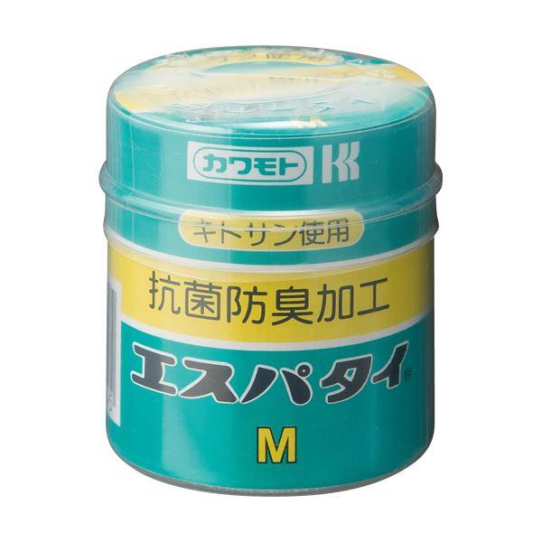 (まとめ) カワモト 抗菌エスパタイ M 5cm×5m 1巻 【×50セット】