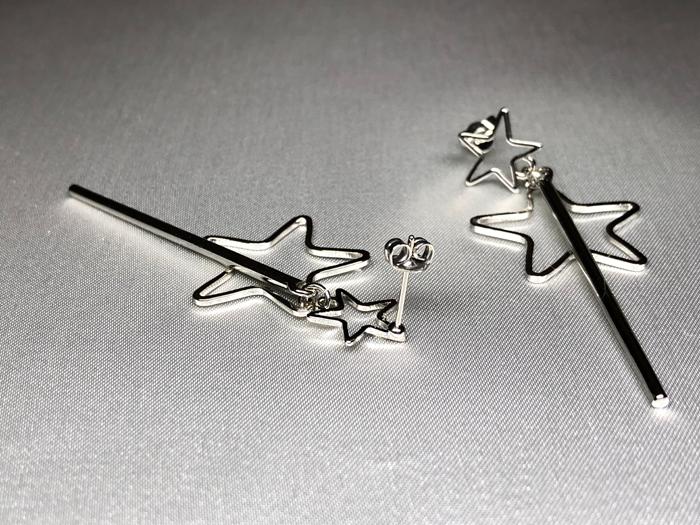 b748b6c13 King Power: Zoo chain Thailand accessories pierced earrings try Baru ...