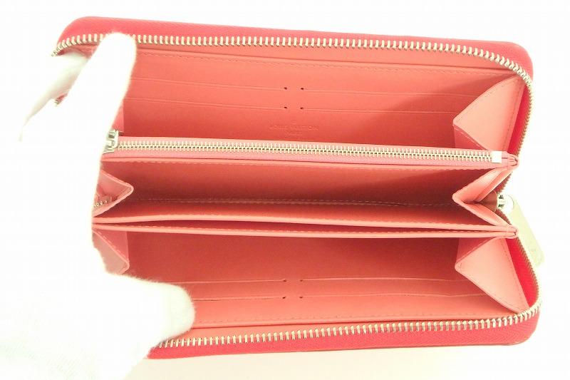 ad96f14ad07d ルイ・ヴィトン LOUIS VUITTON ヴェルニ レイユール ジッピー・ウォレット ラウンドジップ 長財布