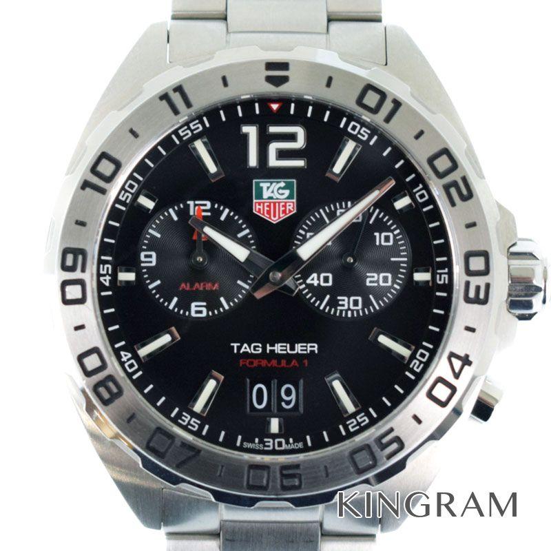 タグホイヤー TAG Heuer フォーミュラー1 Ref.WAZ111A クォーツ メンズ 腕時計 rsa 【中古】