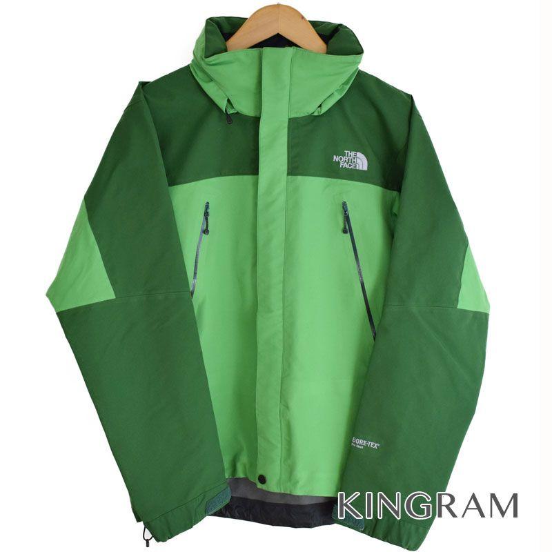ノースフェイス THE NORTH FACE All Mountain Jacket ナイロンジャケット GORE TEX L NP11205 グリーン ナイロン100% メンズトップス rtk【中古