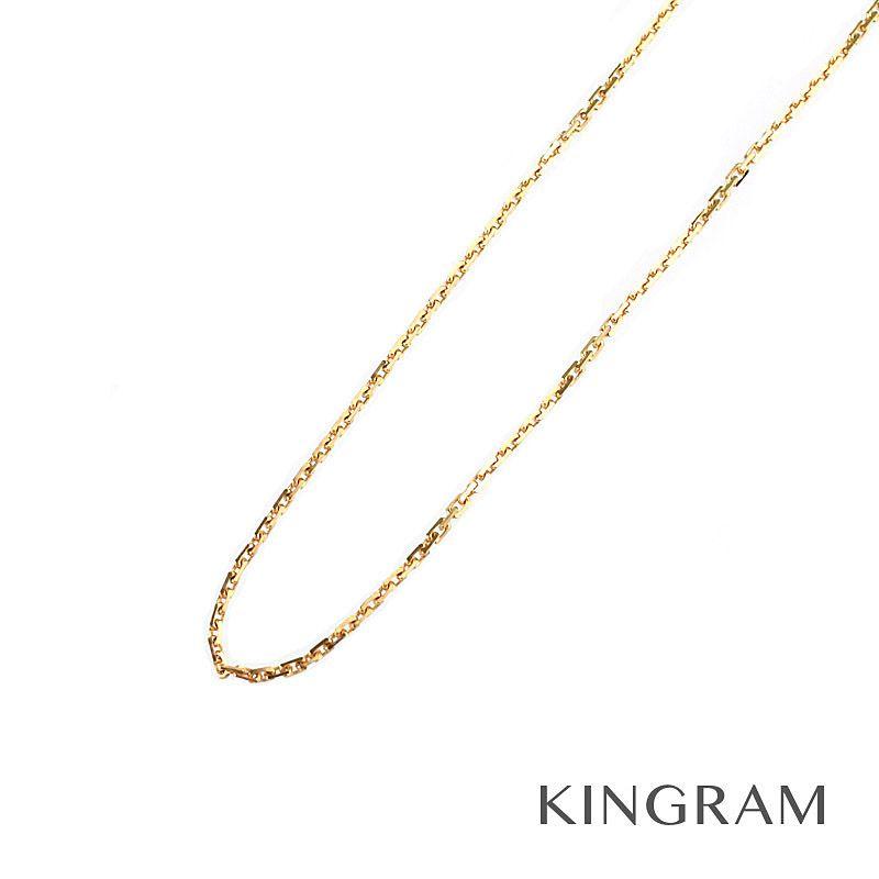 カルティエ Cartier ネックレス K18YG リンクスレーブネックレス 42cm 仕上済 ku【中古】