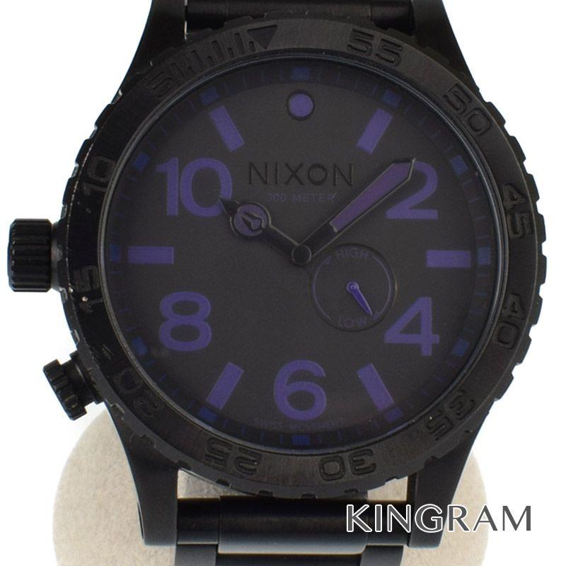 ニクソン NIXON Ref.THE51-30 クォーツ メンズ 腕時計 ku 【中古】