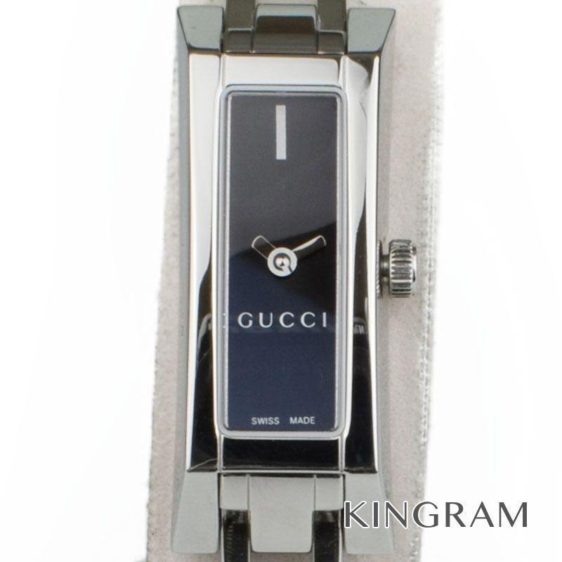 グッチ GUCCI Gリンク Ref.YA110518 アウトレット クォーツ レディース 腕時計 hi 【中古】