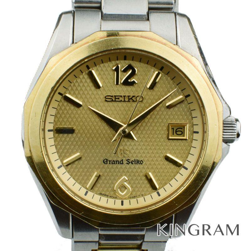 セイコー SEIKO グランドセイコー Ref.9F620A70 バック メダリオン クォーツ メンズ 腕時計 【中古】