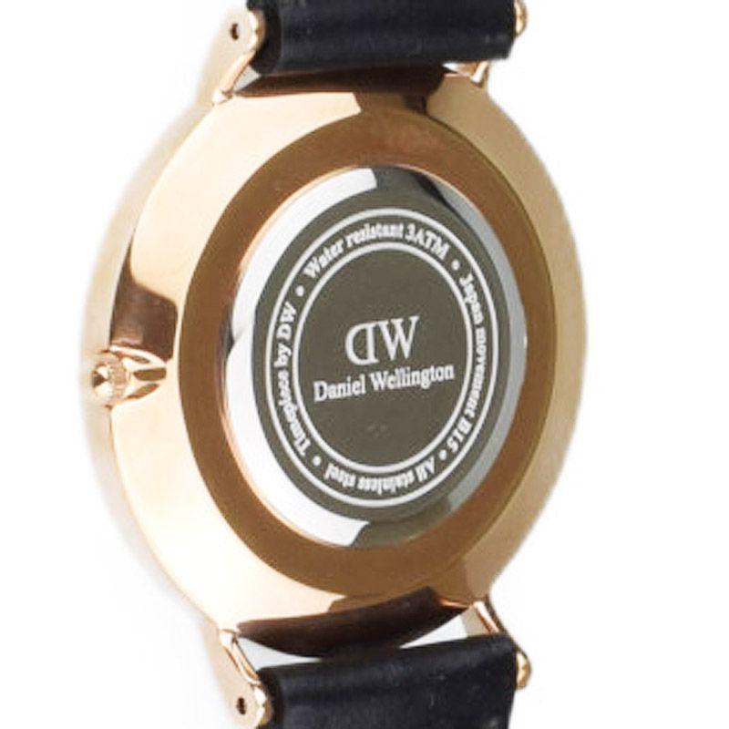 2d1204266f0e ダニエルウェリントン DanielWellington シェフィールドアウトレット ユニセックス クォーツ Ref.0508DW クォーツ  男女兼用腕時計 hs 【中古】-男女兼用腕時計