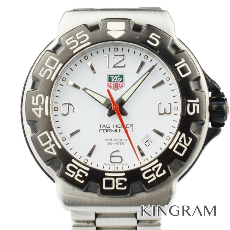 タグホイヤー TAG Heuer フォーミュラ1 Ref.WAC111-0 クォーツ メンズ 腕時計 ny【中古】